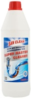 SUPER MASTER CLEANER FOR CLEANING SEWER PIPES