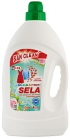 "Universal washing liquid for all tipes of fabrics ""SELA"""