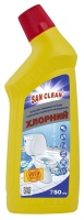MASTER CLEANER CHLORIC FOR WC PANS AND SANITARY EQUIPMENT